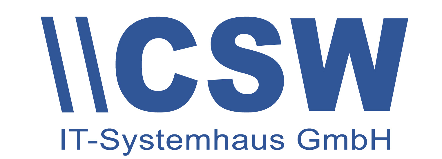 \\CSW IT Systemhaus - Ihr kompetenter IT-Dienstleister